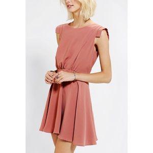 Pins & Needles Dusty Pink Dress